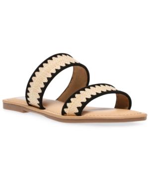 Jasper Woven Slide Sandals Women's Shoes