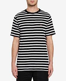 Men's Waters Stripe Crew Short Sleeve T-shirt