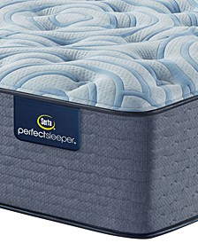 "Perfect Sleeper Luminous Sleep 15"" Plush Mattress- Queen"