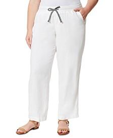Trendy Plus Size Nara Beach Pants