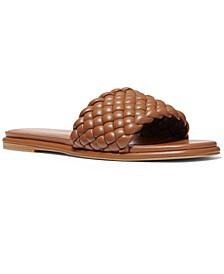 Women's Amelia Slide Woven Sandals