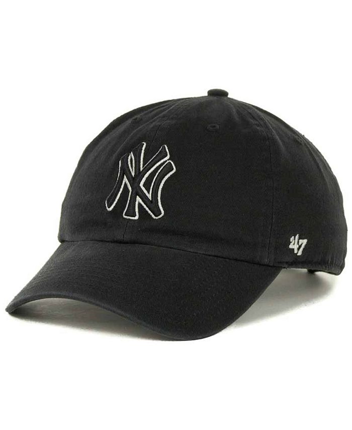 '47 Brand - New York Yankees Clean Up Hat