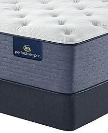 "Perfect Sleeper Cozy Escape 13"" Plush Mattress Set- Twin"