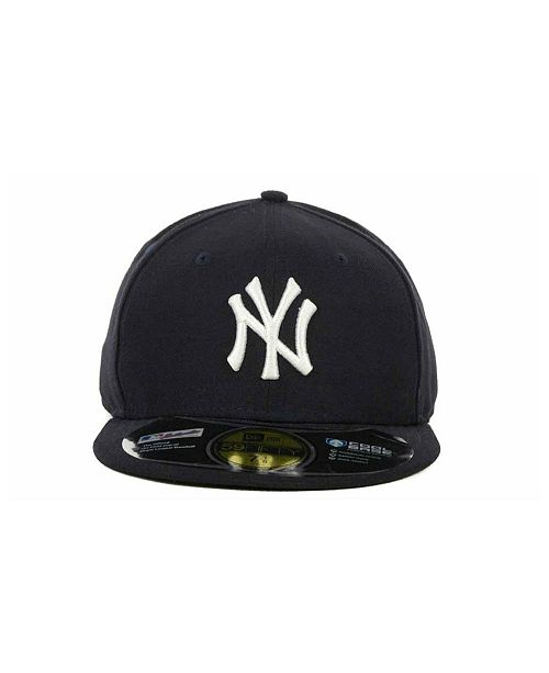 1d2324881c6 New Era New York Yankees Authentic Collection 59FIFTY Hat   Reviews ...