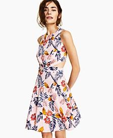 Cutout Mini Dress, Created for Macy's
