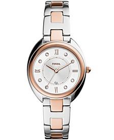 Women's Gabby 2 tone Gold-Tone Stainless Steel Bracelet Watch 34mm