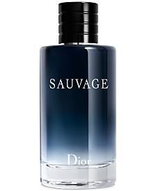 Men's Sauvage Eau de Toilette Spray, 6.8 oz.