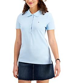 Solid Polo Shirt