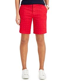 Printed Hollywood Shorts