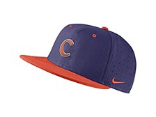 Clemson Tigers Aerobill True Fitted Baseball Cap