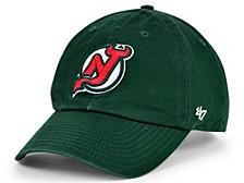 New Jersey Devils CLEAN UP Cap