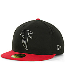 New Era Atlanta Falcons Historic Basic 59FIFTY Hat