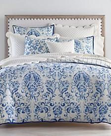 Palmette Comforter, Created for Macy's