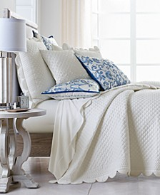 Palmette King Coverlet, Created for Macy's