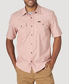 Men's Free to Stretch Short Sleeve Shirt