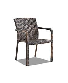 Crossroads Outdoor Aluminum Arm Chair