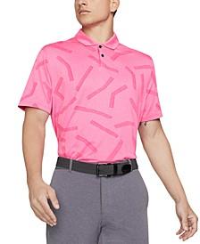 Men's Vapor Dri-FIT Angle Jacquard Golf Polo Shirt