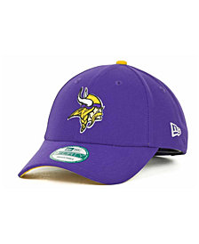 New Era Minnesota Vikings First Down 9FORTY Cap