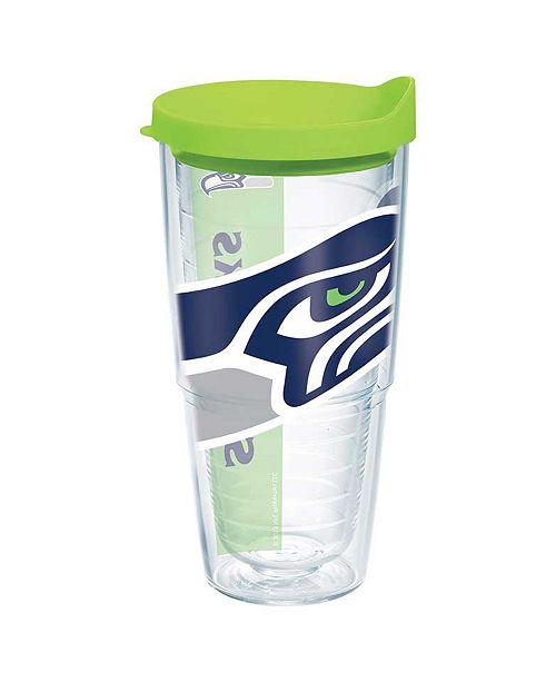f29581a1e941d Tervis Tumbler Seattle Seahawks 24 oz. Colossal Wrap Tumbler ...