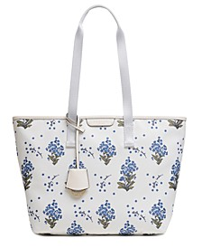 Maple Cross Forget Me Not Medium Tote