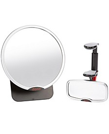 Baby Car Mirror, Pack of 2