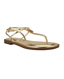 Women's Morina Strappy Thong Sandals