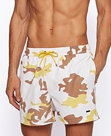 BOSS Men's Spotfish Quick-Dry Swim Shorts