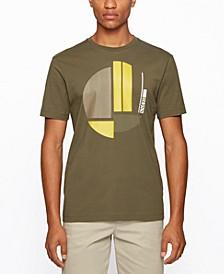BOSS Men's Tee 1 Regular-Fit Graphic T-Shirt