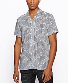 BOSS Men's Rhythm Regular-Fit Shirt