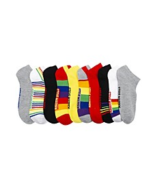 Pride Low-Cut Socks, Pack of 10