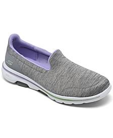 Women's GOwalk 5 - Surprise Slip-On Walking Sneakers from Finish Line