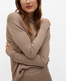 Women's Fine-Knit Sweater