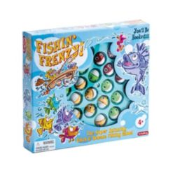 Schylling Fishin' Frenzy Catch and Release Fishing Game