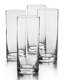Tom Collins Glasses, Set of 4, Created for Macys