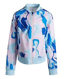 Big Girls Printed Bomber Jacket, Created for Macy's