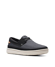 Men's Cantal Lace Slip-On Shoes