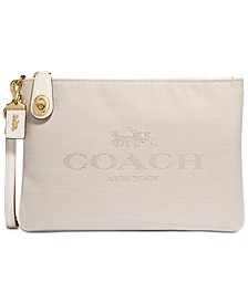 Turnlock Pouch 26 With Horse And Carriage