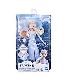 Sparkle & Splash Elsa