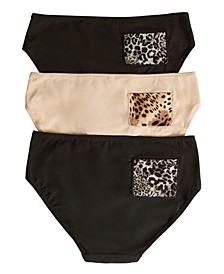 Women's Remix Panty, Pack of 3
