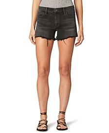 Distressed Ozzie Jean Shorts
