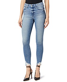 Hi Honey Distressed Skinny Jeans
