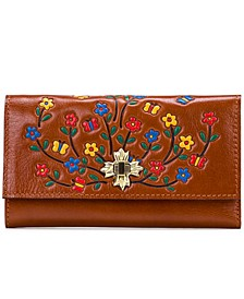 Teresa Wallet With Latch
