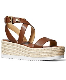 Women's Lowry Strappy Espadrille Wedge Sandals