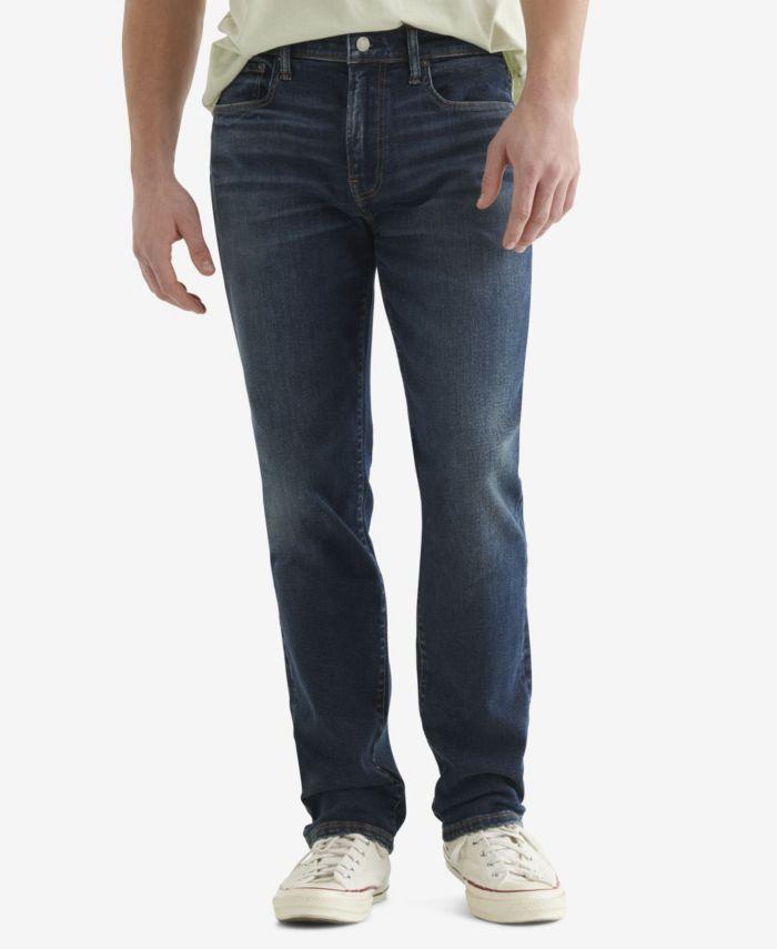 Lucky Brand Men's 223 Straight Advanced Stretch Jean & Reviews - Jeans - Men - Macy's