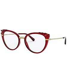 DG5051 Women's Round Eyeglasses