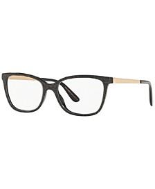 DG3317 Women's Rectangle Eyeglasses