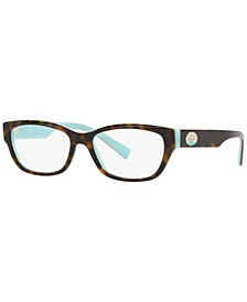 TF2172 Women's Rectangle Eyeglasses