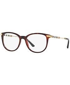 BE2255Q Women's Square Eyeglasses