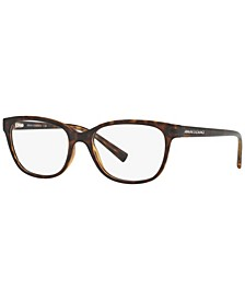 Armani Exchange AX3037 Women's Cat Eye Eyeglasses