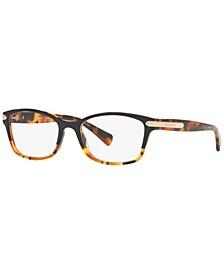 HC6065 Women's Rectangle Eyeglasses